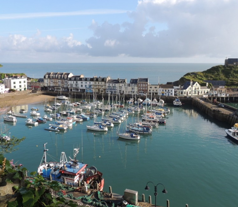 A photo of Ilfracombe Harbour