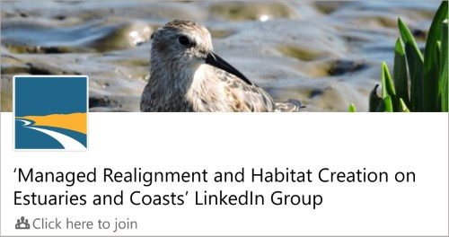 Join the Managed Realignment LinkedIn Group